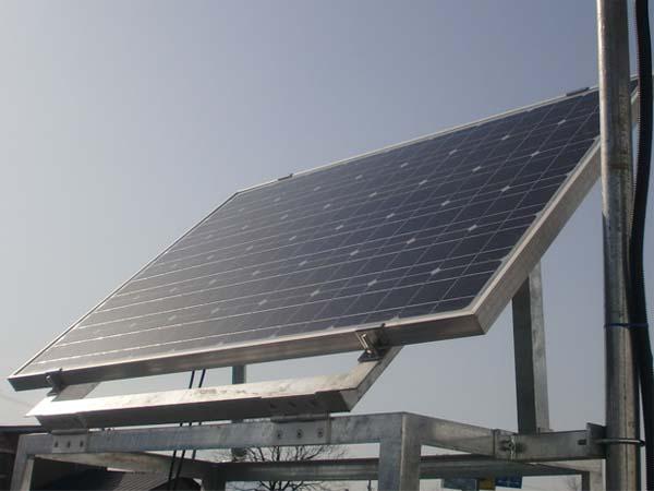 独立型太陽光発電電源)